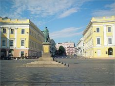 Street View, Statue, Mansions, House Styles, Search, Google, Ukraine, Hiking, Viajes