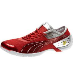 Ferrari Future Cat Super LT Shoes, rosso corsa-rosso corsa-puma silver