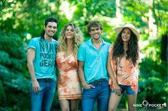 Coleção Primavera 2013 Nine Pockets - De Volta a Tropicália