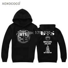 K pop BTS Hoodies Sweatshirt Fashion Women Winter Hooded BTS Album Jacket Shirt Hoodie Lovers Emojis Loose Kpop BTS Sweatshirts-in Hoodies & Sweatshirts from Women's Clothing & Accessories on Aliexpress.com | Alibaba Group
