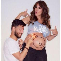 """Image search result for """"Pregnancy couple photo"""" - Babybauch Shooting - Pregnant Women"""