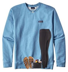 Apr 2020 - A fashion look from February 2018 by arieannahicks featuring American Eagle Outfitters, Casetify and Patagonia Lazy Day Outfits, Cute Comfy Outfits, Cute Outfits For School, Sporty Outfits, Athletic Outfits, College Outfits, Everyday Outfits, Outfits For Teens, Trendy Outfits