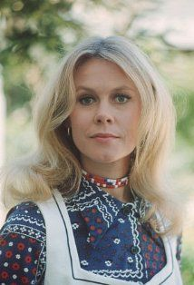 Elizabeth Montgomery , the beautiful star of my favourite childhood tv show, Bewitched...she was only 62 when she passed from cancer.