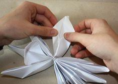 Fotopostup na lekno z papiera 16 3d Origami, Food, Meal, Essen