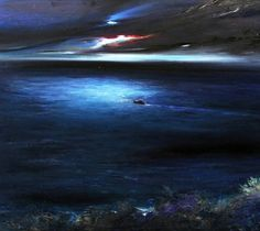 Do you Like it? Available on etsy / download this file / high resolution / big Size Only for 20 euro ! . . . . . . #etsy #etsyshop #etsysuccess #seascape #seascapeart #blueandblack #blue #picoftheday #differencemakesus #seguimisuhouzz #leggimisuhouzz #blueivy #bluemoon #moon #moonlight #moonofmylife #moodoftheday #sea #sea #picoftheday