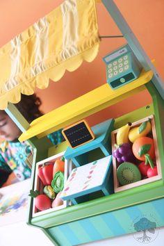 Jugando con el Mercado de Leo + Imprimibles + ¡¡SORTEO!! (finalizado) – Creciendo Con Montessori