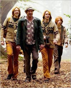 best hp movie just because it contains more weasley twins