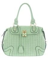 Melie Bianco. Vegan Lock Key Elizabeth Bag. I have been looking for great VEGAN handbags!  These are stunning