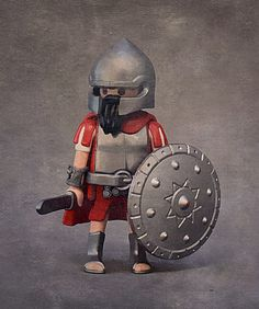 Hobby Craft, Huckleberry, Ancient Greece, Jouer, Hobbies And Crafts, Knight, Medieval, Greek, Superhero