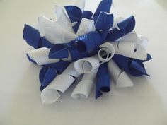 How to make a fluffy korker bow   Blog