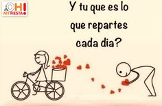 Reparte amor, felici