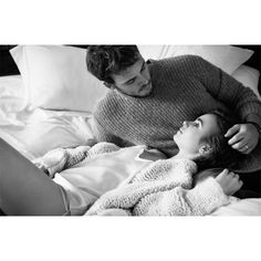 Cover Story   Lily Collins and her Relationship with Sam Claflin  ... ❤ liked on Polyvore