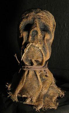 Grim Hollow Haunt: Grimvisions Scarecrow