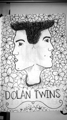 #dolantwins #doodles #drawings #bulletjournal