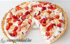 Linzeres gyümölcstorta recept fotóval Food, Cakes, Cake Makers, Essen, Kuchen, Cake, Meals, Pastries, Yemek