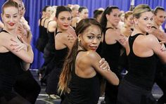 A Day in the Life of Rockette Nikki Hester