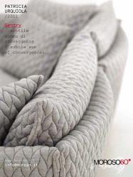Genrtry Sofa by Patricia Urquiola for Moroso