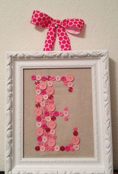 Emmy's Birthday gift!! Something I hope she will use in her room for a while :) -WN