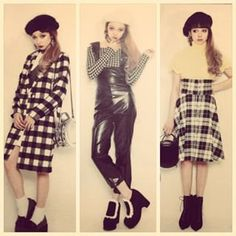 My Outfit, Outfit Ideas, Larme Kei, Heavens, Japanese Fashion, Silk Satin, Baby Dolls, Color Pop, Fashion Inspiration