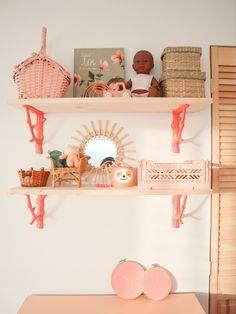 Boho Nursery, Girl Nursery, Nursery Decor, Pink Trees, Pink Accessories, Big Girl Rooms, Shelfie, Kids Room, Nurseries