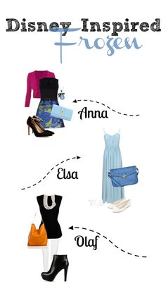 Disney Inspired Fashion: Frozen