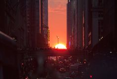 Manhattanhenge is This Weekend, So Plan Accordingly