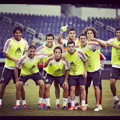 Selección mexicana... Israel Jiménez :)