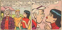 comics feminism veronica archie comics betty