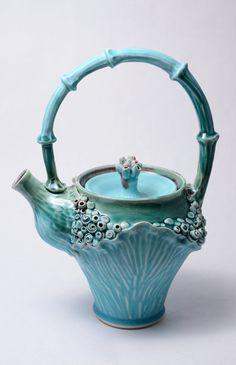 Turquoise Teapot
