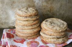 heatherchristo: Lemon Raspberry Cookies