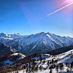 #live #ski a #praloup 😘 #skiing in Pra Loup 😘 #ubaye #alpesdehauteprovence #alpes #alps #france #landscape #beautiful #paysage #nature #myview #view #montain #montagne #picoftheday #photooftheday #igers #ig_france #igersfrance #ig_europe #igworldclub #vsco #vscocam #vscodaily #instadaily #now 11.01.2016 - 15h20