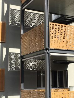 Balcony Balustrades from Bruag