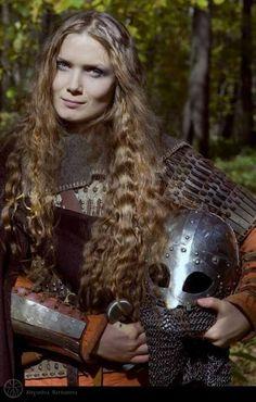 Representaciones actuales de mujeres Vikingas