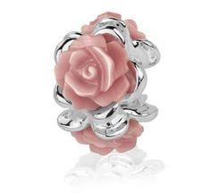 Pink Mother of Pearl Roses