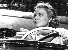 Grace Kelly, 1955 - To Catch a Thief