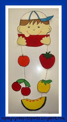 Kindergarten teacher of five . Fall Crafts, Diy And Crafts, Crafts For Kids, Paper Crafts, Bible Crafts, Preschool Food Crafts, Preschool Themes, Kindergarten Art Projects, Kindergarten Teachers
