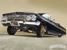 61 Impala Lowrider-http://mrimpalasautoparts.com
