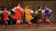 Девичий переплясRussian folk