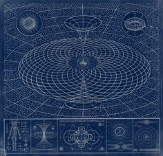#ToroidalBlueprint That which defines and underpins all structure, both at the atomic and planetary level is the hyper-dynamic, self organising smoke-ring-form of torus, the Blueprint of all Life and Involution. --Jain 108 Mathemagics