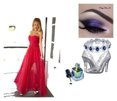 """""""Enchanting Dream"""" by kylamckay1210 ❤ liked on Polyvore featuring Dolce&Gabbana, Cirque Colors, Bling Jewelry, women's clothing, women, female, woman, misses and juniors"""