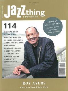 Jazz thing & blue rhythm