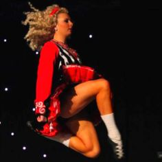 Stag jump! (Irish dance)