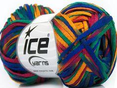 Lot of 8 Skeins Ice Yarns TECHNO STAR Hand Knitting Yarn Camel White