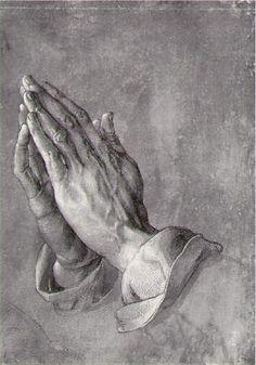 Albrecht Durer-Estudio de manos orando