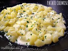 Ricetta patate cremosissime