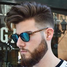 """6,787 Likes, 24 Comments - HAIRMENSTYLE OFFICIAL ✂️ (@hairmenstyle) on Instagram: """"Use #HairMenStyle: @virogas.barber ✂️