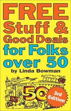Free Stuff & Good Deals for Folks Over 50 (Free Stuff & Good Deals series) (Paperback) DeepDiscount Free Samples Without Surveys, Free Samples By Mail, Stuff For Free, Free Stuff By Mail, Senior Citizen Discounts, Freebies By Mail, Couponing For Beginners, Extreme Couponing, Free Coupons