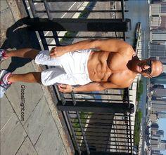 hot older bodybuilder daddy