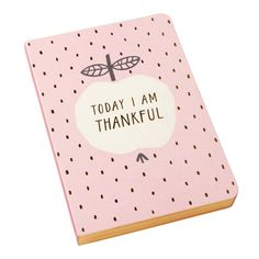 Gratitude journals seem cheesy but encourage good thoughts and feelings. Therefore encouraging you to love yourself! This journal is from Kikki K