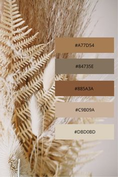 Neutral Color Scheme for Website Design & Branding Nature inspired neutrals for this color palette b Earthy Color Palette, Colour Pallette, Neutral Colour Palette, Colour Schemes, Color Schemes For Websites, Beach Color Palettes, Interior Design Color Schemes, Apartment Color Schemes, Bedroom Colour Palette